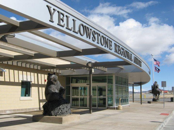 Yellowstone Regional Airport Terminal