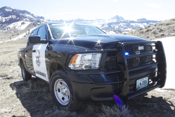 Park County Sheriff's Office Patrol Vehicle