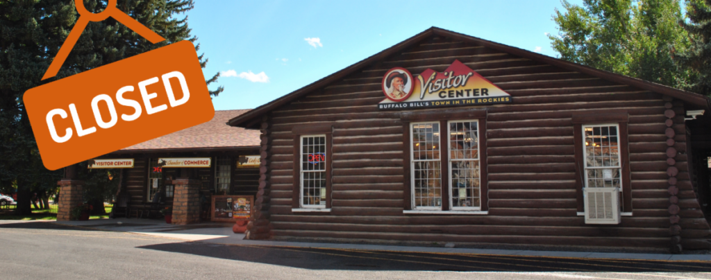 Cody Visitor Center Closed