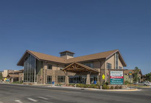 Cody Regional Health's Main Campus