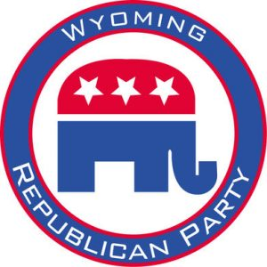 Wyoming Republican Party logo
