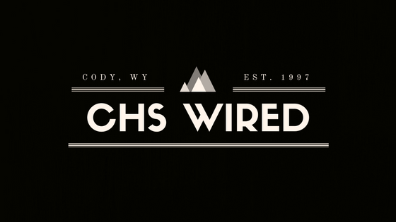 CHS Wired website logo