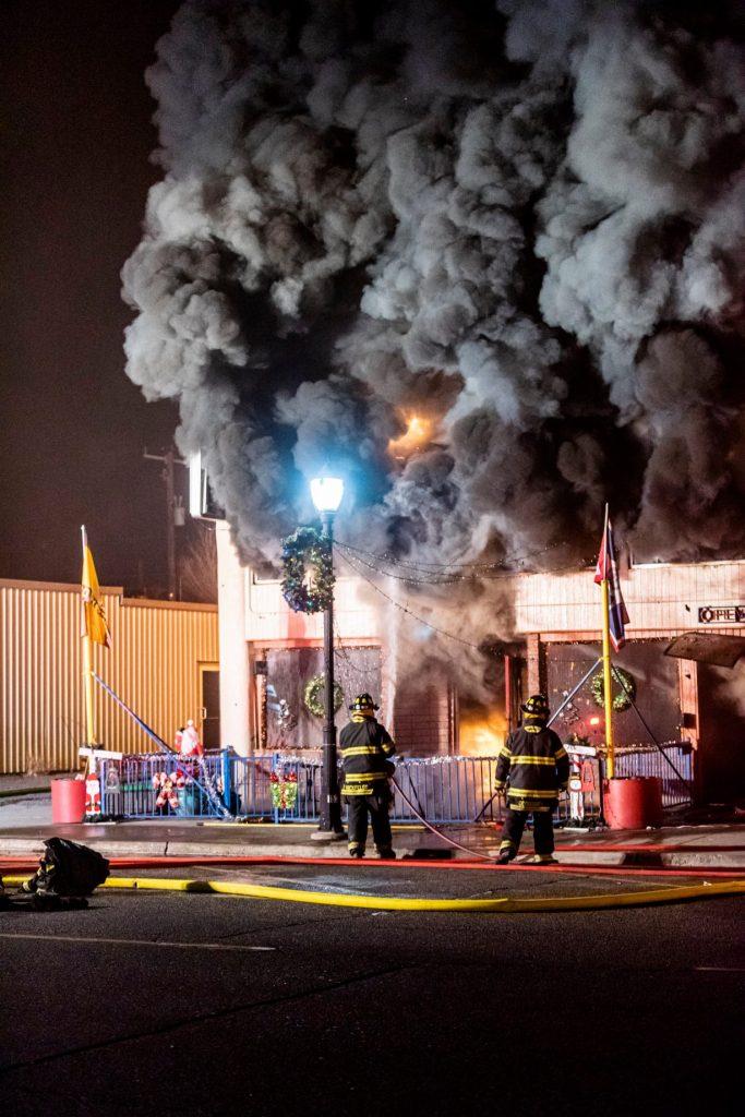Dec. 7 Las Fuentes Fire