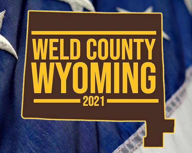 Weld County WY Logo