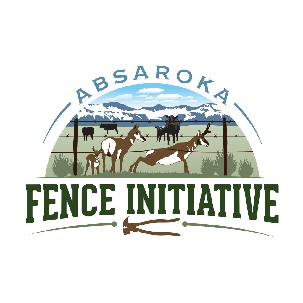 Absaroka Fence Initiative logo