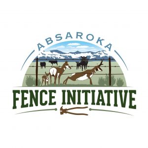 Absaroka Fence Initiative logo