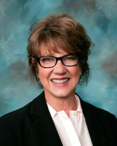 Park County School District #6 Superintendent Peg Monteith