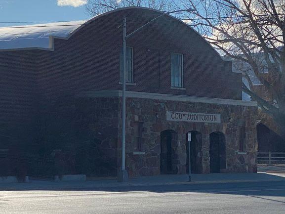 Cody Auditorium