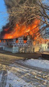 Little Acres Farm Fire