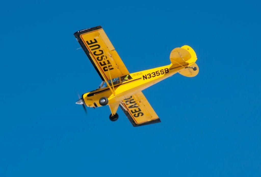 PCSAR Airplane