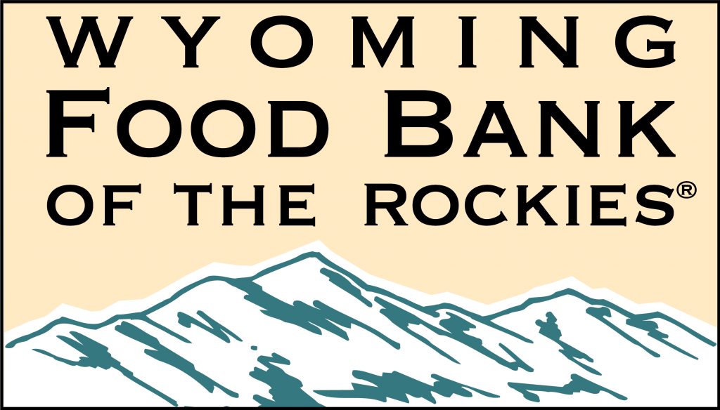 Wyoming Food Bank of the Rockies logo