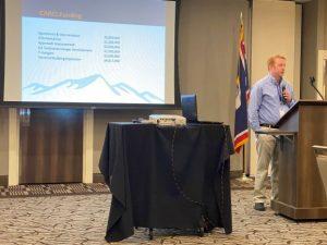 Yellowstone Regional Director Aaron Buck presentation