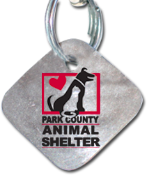 Park County Animal Shelter logo