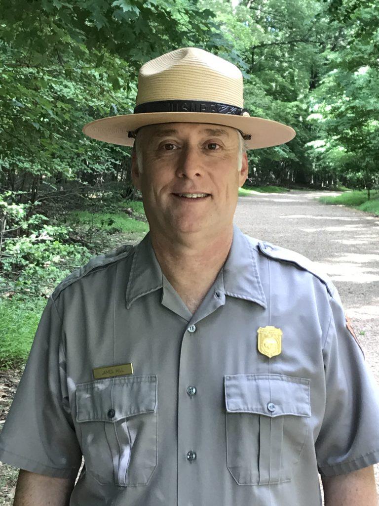 Superintendent James Hill