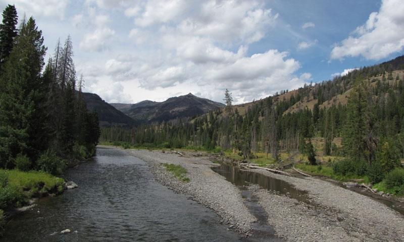 North Fork Highway