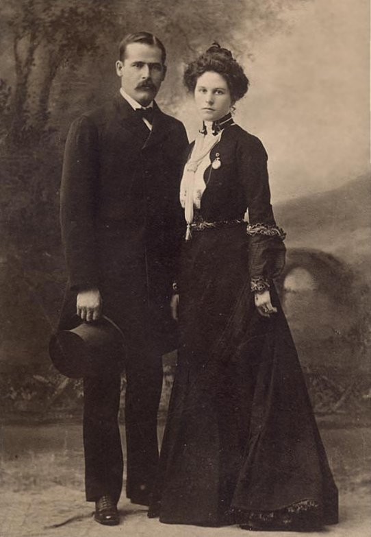 Sundance Kid and Etta Place photo