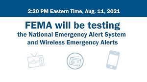 FEMA EAS Info