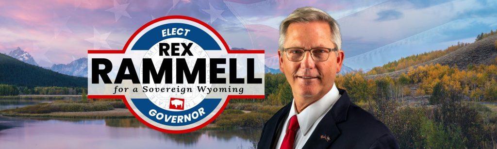 Rex Rammell campaign website